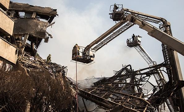 در حادثه ساختمان پلاسکو بین 30 تا 40 مفقود وجود دارد/ در وقت مقتضی عملکرد شهرداری در این حادثه بررسی میشود