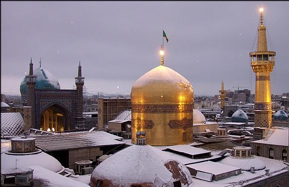 Image result for مشهد برف سفید پوش